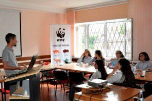 WWF организовал двухдневный тренинг для волонтеров