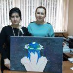 Творческий конкурс «Час Земли»